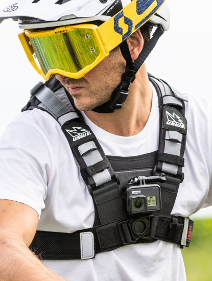 USWE IS CHANGING THE GAME: HOW TO COMBINE YOUR ACTION CAMERA WITH A BACKPACK
