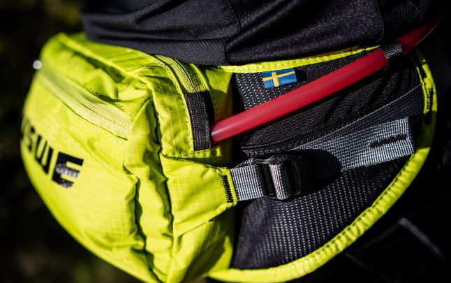 Zulo 2 – Hydration Belt That Goes Minimalistic On Your Back